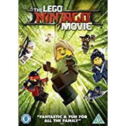 The LEGO Ninjago Movie [DVD + Digital Download] [2017]